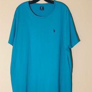 Men US Polo ASSN. Crew NECK T Shirt Size XXL